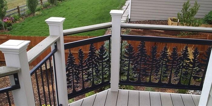 Decorative Wrought Iron Door Inserts Wrought Iron Door
